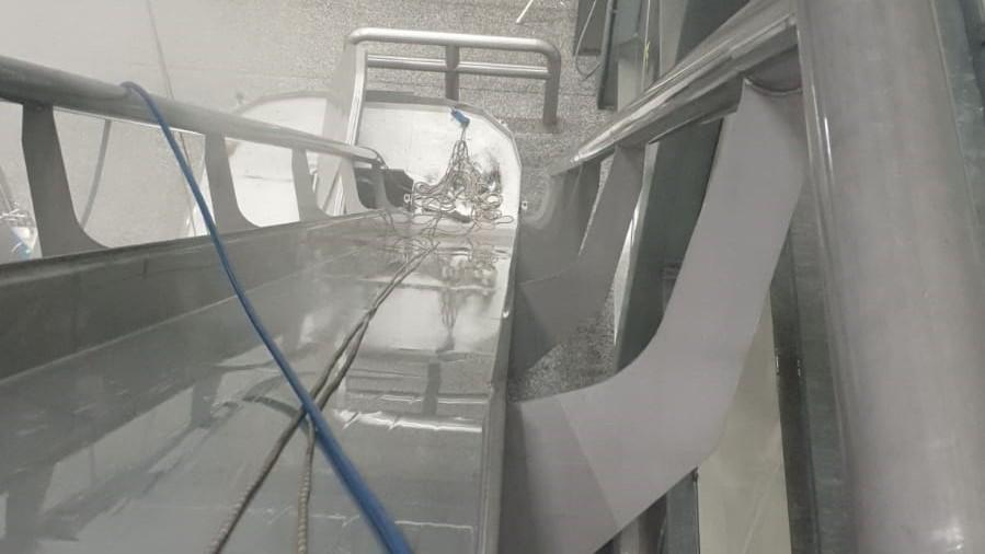 Spoedklus voedingbanen reinigen - HWS - High Work Solutions
