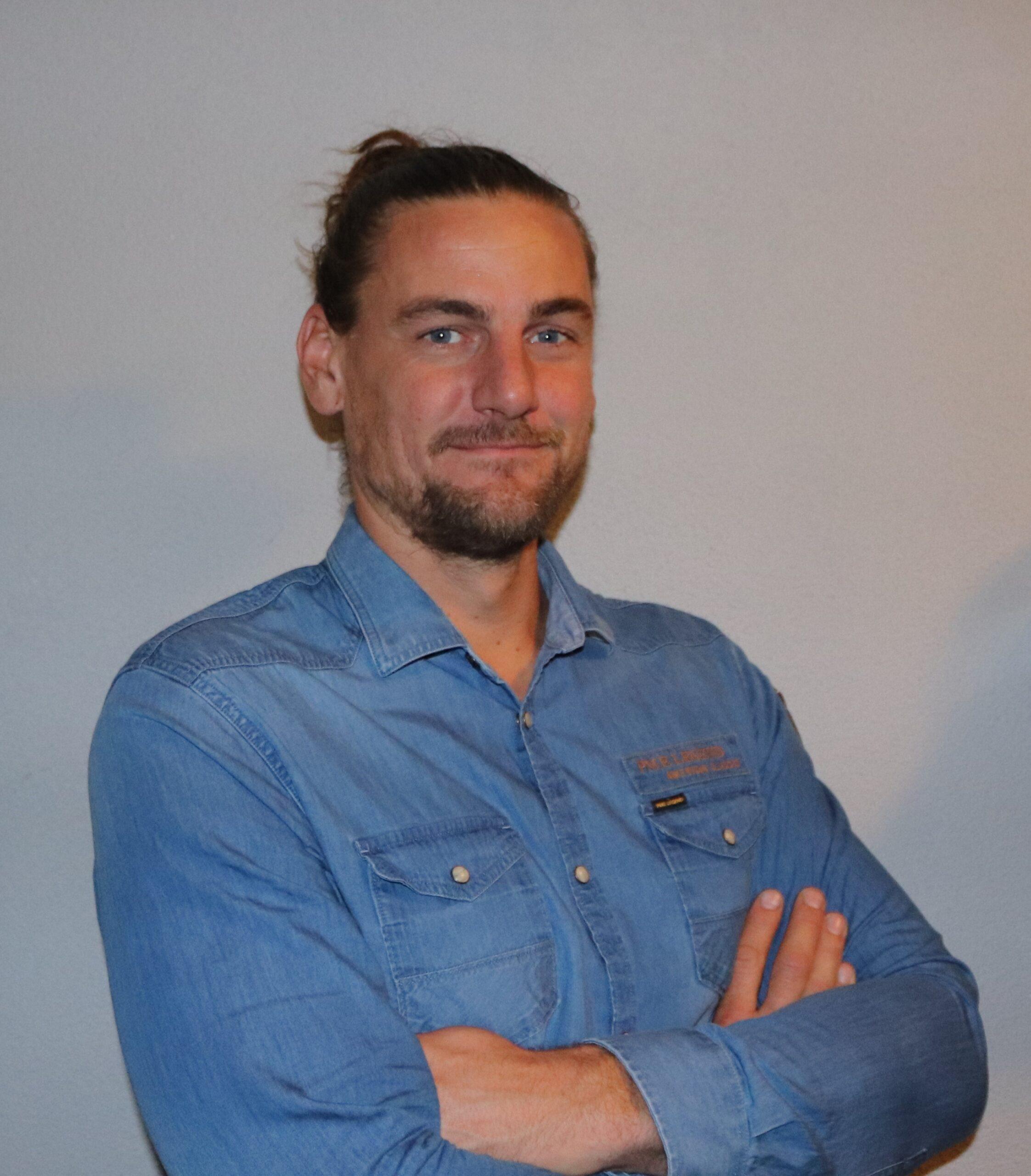 Remi de Hoog - eigenaar / owner - HWS - High Work Solutions