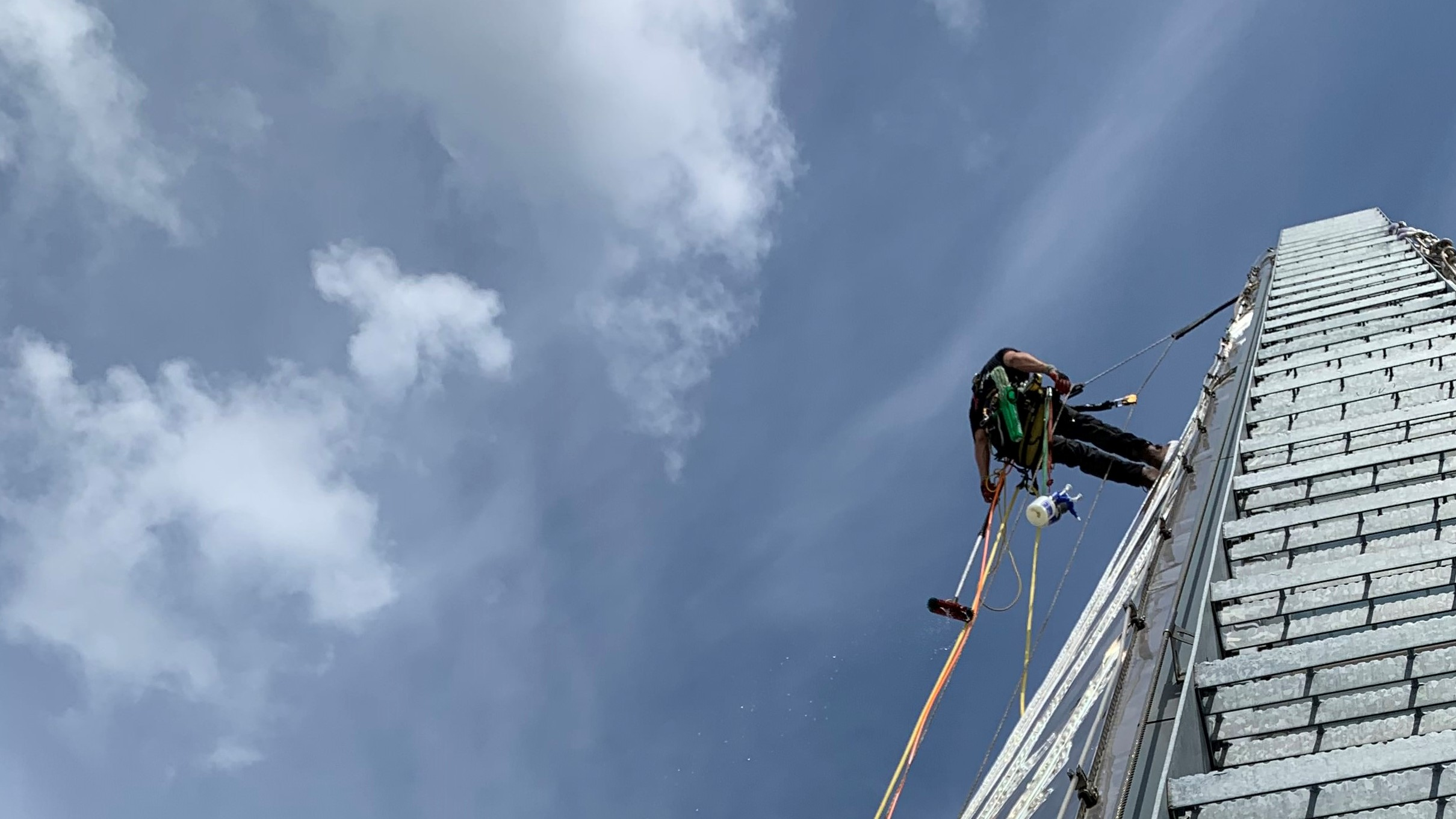 Rope Access - HWS - High Work Solutions
